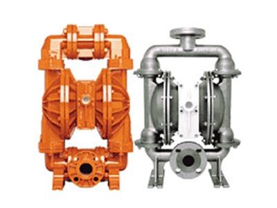 "WILDEN隔膜泵 P400 金属泵 38 mm (1 1/2"")"